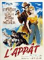 The Naked Spur - 11 x 17 Movie Poster - French Style A