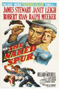 The Naked Spur - 27 x 40 Movie Poster - Style A