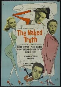 The Naked Truth - 11 x 17 Movie Poster - UK Style A