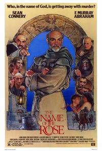The Name of the Rose - 27 x 40 Movie Poster - Style A