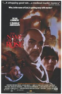 The Name of the Rose - 27 x 40 Movie Poster - Style B