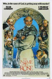 The Name of the Rose - 27 x 40 Movie Poster - Style C