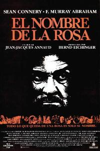 The Name of the Rose - 27 x 40 Movie Poster - Spanish Style A