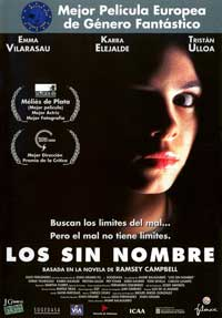 The Nameless - 11 x 17 Movie Poster - Spanish Style A