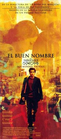 The Namesake - 14 x 36 Movie Poster - Spanish Style A
