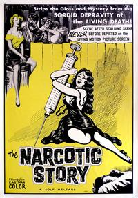 The Narcotics Story - 11 x 17 Movie Poster - Style A