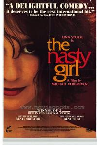 The Nasty Girl - 27 x 40 Movie Poster - Style A