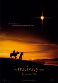 The Nativity Story - 43 x 62 Movie Poster - Bus Shelter Style A
