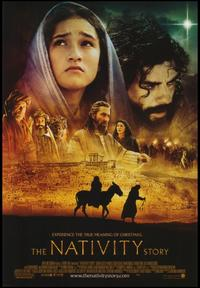 The Nativity Story - 43 x 62 Movie Poster - Bus Shelter Style B