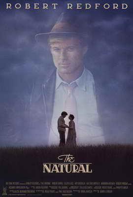 The Natural - 27 x 40 Movie Poster - Style B