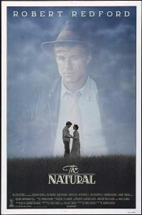 The Natural - 43 x 62 Movie Poster - Bus Shelter Style B