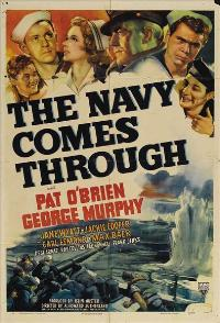 The Navy Comes Through - 11 x 17 Movie Poster - Style A
