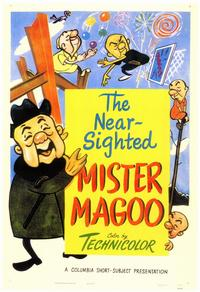 The Near Sighted Mr. Magoo - 11 x 17 Movie Poster - Style A