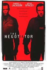 The Negotiator - 27 x 40 Movie Poster - Style A