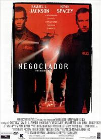 The Negotiator - 11 x 17 Movie Poster - Spanish Style A