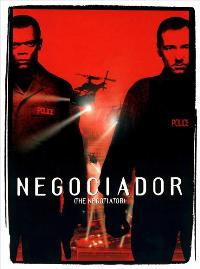 The Negotiator - 11 x 17 Movie Poster - Spanish Style B
