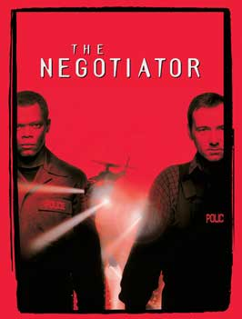 The Negotiator - 43 x 62 Movie Poster - Bus Shelter Style A
