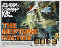 The Neptune Factor - 22 x 28 Movie Poster - Style A