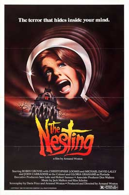 The Nesting - 27 x 40 Movie Poster - Style B