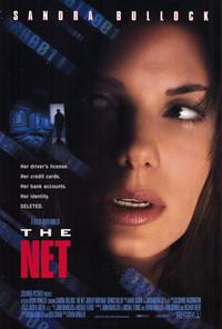 The Net - 27 x 40 Movie Poster - Style A
