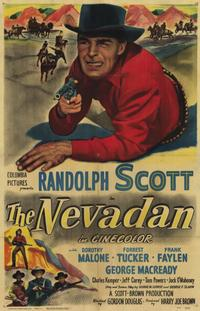 The Nevadan - 11 x 17 Movie Poster - Style A