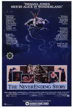 The NeverEnding Story - 27 x 40 Movie Poster - Style A