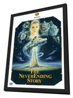 The NeverEnding Story - 11 x 17 Movie Poster - Style C - in Deluxe Wood Frame
