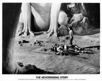 The NeverEnding Story - 8 x 10 B&W Photo #3