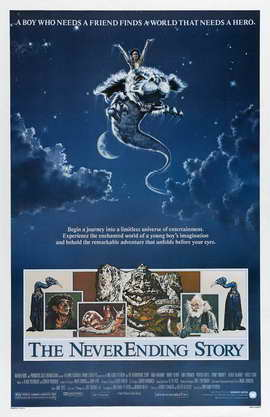 The NeverEnding Story - 11 x 17 Movie Poster - Style A