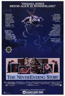 The NeverEnding Story - 27 x 40 Movie Poster