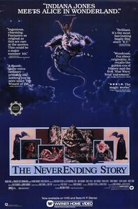 The NeverEnding Story - 43 x 62 Movie Poster - Bus Shelter Style A