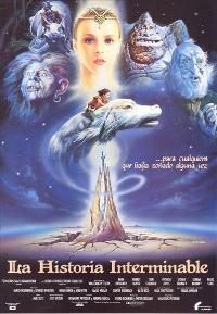 The NeverEnding Story - 11 x 17 Movie Poster - Spanish Style A