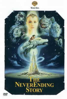 The NeverEnding Story - 27 x 40 Movie Poster - Style B