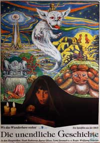 The NeverEnding Story - 11 x 17 Movie Poster - German Style A