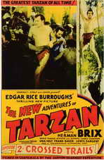 The New Adventures of Tarzan - 11 x 17 Movie Poster - Style C