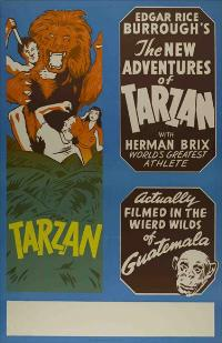 The New Adventures of Tarzan - 11 x 17 Movie Poster - Style E