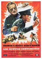 The New Centurions - 11 x 17 Movie Poster - Spanish Style A