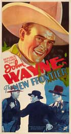 The New Frontier - 27 x 40 Movie Poster - Style C