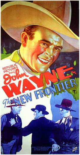 The New Frontier - 11 x 17 Movie Poster - Style C