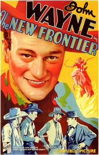 The New Frontier - 11 x 17 Movie Poster - Style D