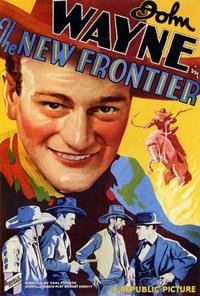 The New Frontier - 27 x 40 Movie Poster - Style A