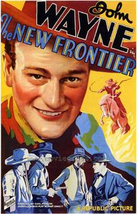 The New Frontier - 43 x 62 Movie Poster - Bus Shelter Style A
