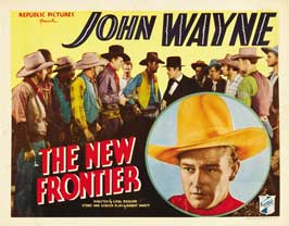 The New Frontier - 11 x 14 Movie Poster - Style A
