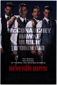 The Newton Boys - 27 x 40 Movie Poster - Style A