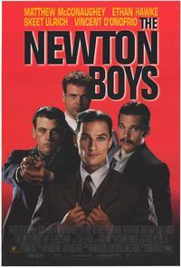 The Newton Boys - 27 x 40 Movie Poster - Style B