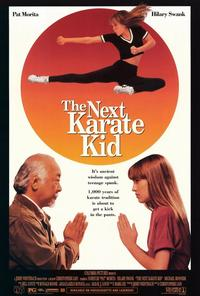 The Next Karate Kid - 27 x 40 Movie Poster - Style A