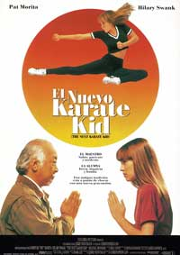 The Next Karate Kid - 27 x 40 Movie Poster - Spanish Style A