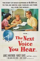 The Next Voice You Hear...