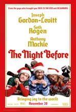 """The Night Before"" Movie Poster"