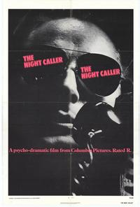 The Night Caller - 27 x 40 Movie Poster - Style A